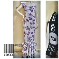 Used Long floral dress-small size in Dubai, UAE