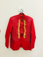 Used Brand new embroidered  suit size s in Dubai, UAE
