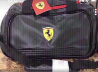 Used Ferrari bag Brand New never used in Dubai, UAE