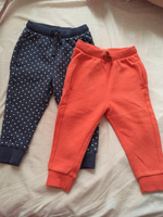 Used Baby girl jogging pants 12-18 mos in Dubai, UAE