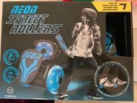 Used Neon Street Rollers - Blue  in Dubai, UAE