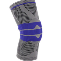 Used Nylon Silicon knee sleeves XL 2 pcs in Dubai, UAE