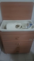 Used Bath and storage for baby  in Dubai, UAE