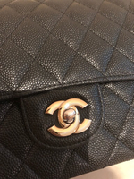 Used Chanel Black Caviar GHW Master Copy in Dubai, UAE