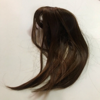 Used Custom hair styling brown (new)35cm in Dubai, UAE