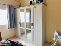 Used Wardrobe 4 doors homesrus in Dubai, UAE