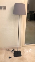 Used Grey ikea lamp in Dubai, UAE