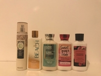 Used Bath & Body Lotions in Dubai, UAE