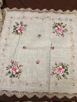 Used Tablecloth Embroidered Linen in Dubai, UAE