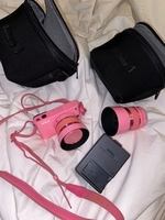 Used Pink DSLR Nikon 1 Pro in Dubai, UAE