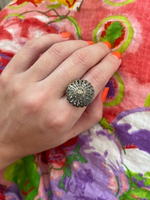 Used Antique silver ring  in Dubai, UAE