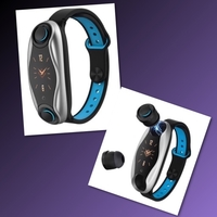 Used T90 TWS WEARBUDS BRACELET  in Dubai, UAE