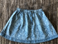 Used Skirt for a girl 7-8 years old  in Dubai, UAE