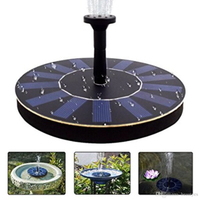 Used Solar Powered Fountain Water Pump in Dubai, UAE