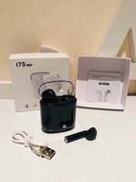 Used i7S TWS headphone wireless  in Dubai, UAE