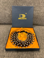 Used Fashionable costume jewelry necklace  in Dubai, UAE