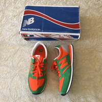 Used NEW BALANCE 420 retro sneakers (new) in Dubai, UAE