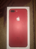 Used iPhone 7 Plus red sale last 1,300. AED in Dubai, UAE