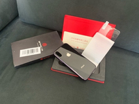 Used iPhone X / XS Glass case with accessorie in Dubai, UAE