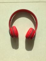 Used Red/grey wireless headphones in Dubai, UAE