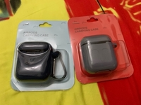 Used Two silicon AirPod high quality cover in Dubai, UAE