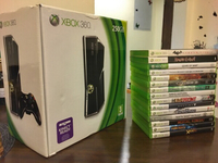 Used Xbox 360 (250gb) in Dubai, UAE