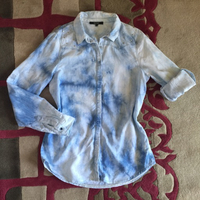Koton dyed denim shirt