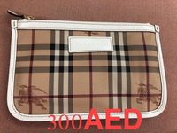 Used Burberry clutch bag  in Dubai, UAE