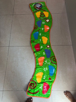 ELC - Funky footprints for babies