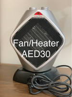 Used Fan and Heater in Dubai, UAE