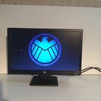"Used Hp 20"" led with dvix and audio port in Dubai, UAE"