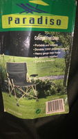 Used Folding chair for camping or park in Dubai, UAE