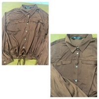 Used Zara shirt 45 aed in Dubai, UAE