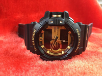 Used Gshock super class A Gold in Dubai, UAE