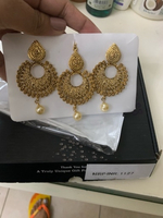 Used Earrings set  in Dubai, UAE