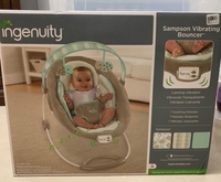 Used Ingenuity Vibrating Bouncer NEW in Dubai, UAE