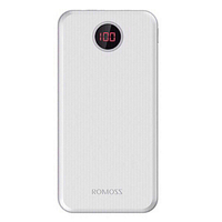 Used ORIGINAL ROMOSS 20000 mah POWERBANK in Dubai, UAE