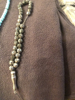 Used Worry beads. Silver and turquoise.  in Dubai, UAE