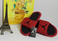 Used Jordan RED Slides in Dubai, UAE