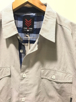 Used NEW ONE90ONE Shirt Size L Color White  in Dubai, UAE
