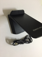 Used Wireless charger black in Dubai, UAE