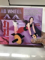 Used A B wheel.Total body Exerciser/new pack in Dubai, UAE