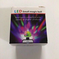 Used Usb magic ball light 2 pcs in Dubai, UAE