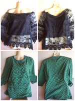Used 2 tops size M just 21dhs in Dubai, UAE
