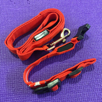 Used LED Dog Collar & Leash /Medium  in Dubai, UAE