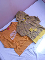 Original Nike top and jacket