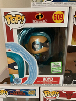Used Voyd (ECCC) Exclusive Funko Pop in Dubai, UAE