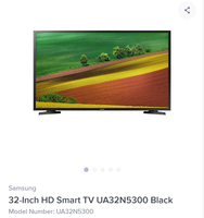 Used Samsung Smart Tv 32 inches in Dubai, UAE