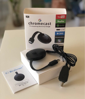 Used Chromecast /Dongle Black  in Dubai, UAE