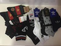Used Branded women's/kids socks 10 pcs in Dubai, UAE